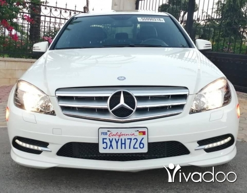 Mercedes-Benz in Beirut City - C 300 2011