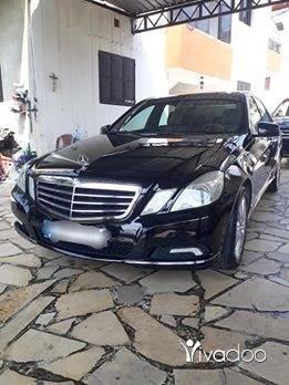 Mercedes-Benz in Zgharta - Mercedes E300 ajnabiye . Kayen cherki.