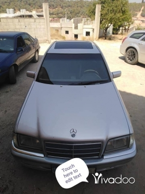 Mercedes-Benz in Beirut City - c 280 model 99