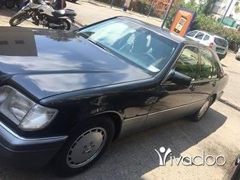 مرسيدس بنز في مدينة بيروت - Mercedes Benz 300 SE Shaba7 5ar2a 1992