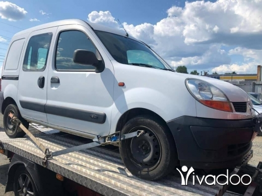 Renault in Beirut City - Renault Kangoo 1.6 16v Automatic Model 2004 Ac