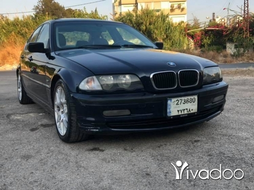 BMW in Tripoli - BMW 330 i Model 2001