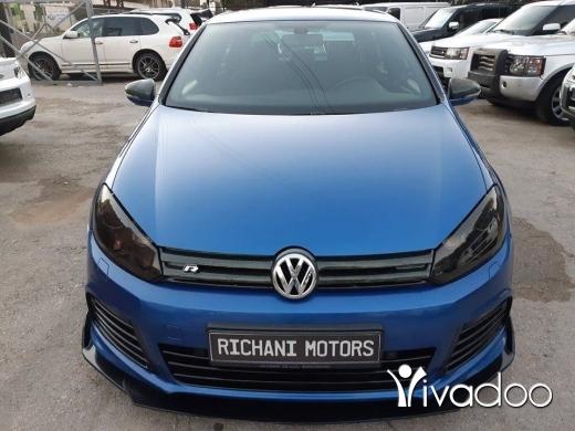 Volkswagen in Port of Beirut - golf