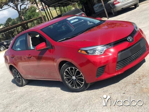 Toyota in Beirut City - Toyota Corolla 2014 LE