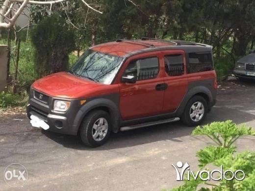 Honda in Tripoli - Honda element