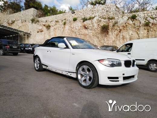 BMW in Port of Beirut - BMW 128 WHITE 2012