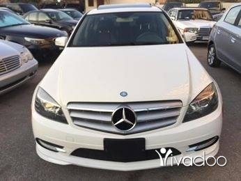 Mercedes-Benz in Majd Laya - C300 mod 2011 clean call