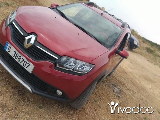 Renault in Bsaba - Renault sandero stepway 2013 manual