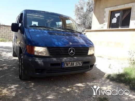 Vans in Nabatyeh - van