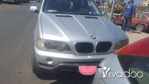 BMW in Tripoli - رانج x5 مفول للبيع أو تبديل على شي مرتب