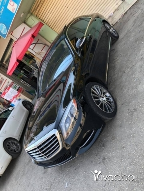 Mercedes-Benz in Beirut City - S550-2014-Clean carfax