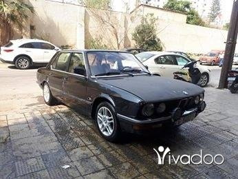 BMW in Tripoli - Bmw