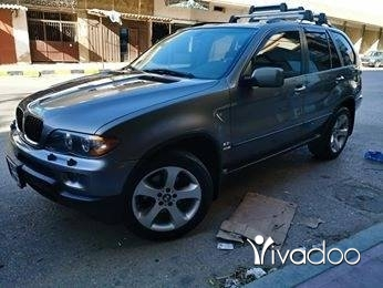 BMW in Tripoli - for sale bmw x5 2004