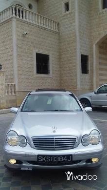 Mercedes-Benz in Saida - Marcedes C240 2002 Super Cleen W Germeny
