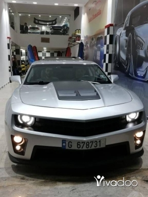 Chevrolet in Beirut City - 2010 Camaro RS 2LT