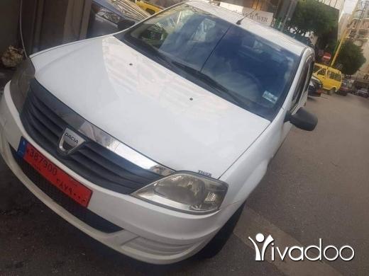 Dacia in Port of Beirut - car