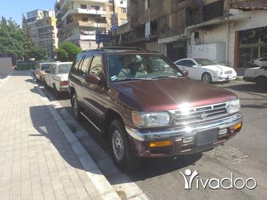 Nissan in Beirut City - Nissan pathfinder 1997
