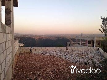Apartments in Nabatyeh - منزل قيد الأنشاء للبيع زوطر الغربية منطقة النبطية