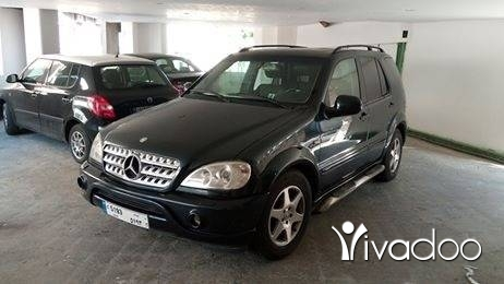 Mercedes-Benz in Beirut City - Mercedes ML [hidden information] Model 2001