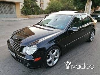 Mercedes-Benz in Ardeh - C 230 mod 2005 sport (4 cylindre) 200km/20litre phone