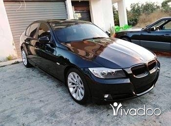 BMW in Saida - Bmw 328i 2011 black & basket super