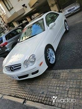 Mercedes-Benz in Beirut City - CLK 350 2009 CLEAN CAR FAX