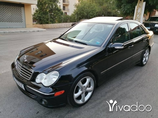 Mercedes-Benz in Beirut City - C 230 mod 2005