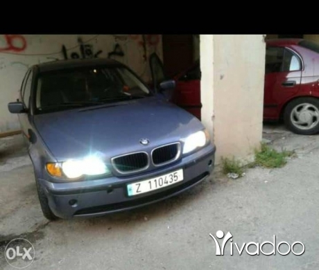 BMW in Beirut City - 325 /2004