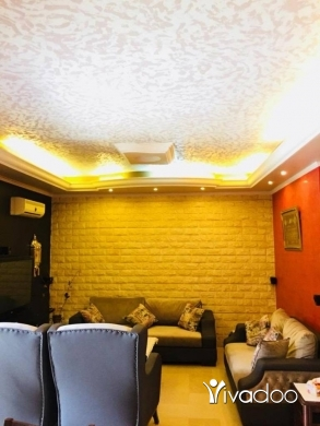 Apartments in Sin el-Fil - شقة للبيع مع الفرش والديكور في سن الفيل تابعة لمنطقة برج حمود العقارية