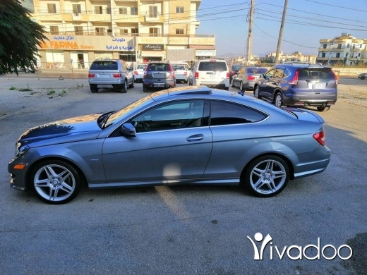 Mercedes-Benz in Nabatyeh - C250 2012