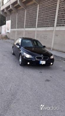 BMW in Tripoli - ٥٣٠ ٢٠٠٤ مسجلة نمر جداد مدفوع ٢٠١٨