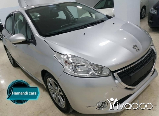 Peugeot in Beirut City - PEUGEOT 208 2013