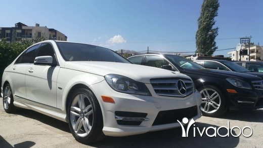 Mercedes-Benz in Zahleh - C250 white