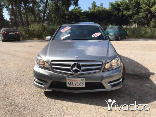 Mercedes-Benz in Jdeideh - mercedes c