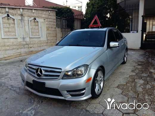 Mercedes-Benz in Beirut City - C250 2013