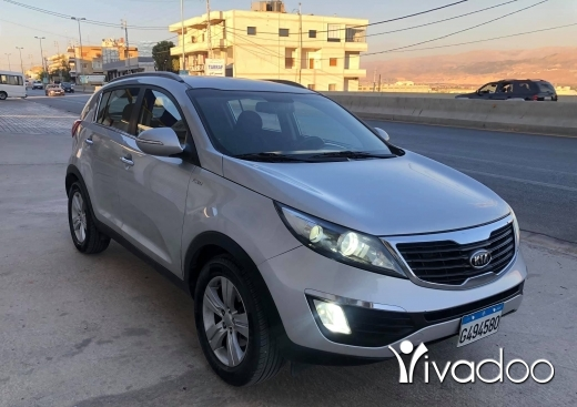 Kia in Beirut City - Kia sportage 2012 limited