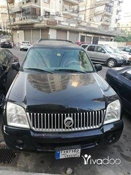 Ford in Al Mahatra - جيب فورد ميركوري للبيع او التبادل 7 ركاب