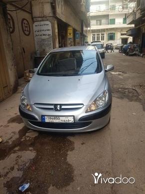 Peugeot in Tripoli - Peugeot 307 full options