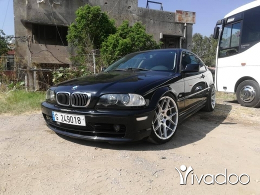 BMW in Beirut City - Bmw e46 330