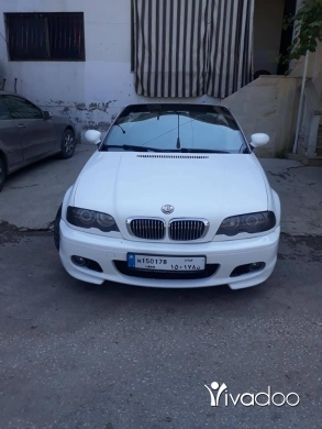 BMW in Beirut City - 330 ci model 2003