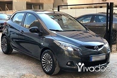 Mazda in Tripoli - Mazda 2 model 2009 ac abs oto