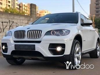 BMW in Tripoli - Bmw X6 modell 2008 full zweyed 6 cilander