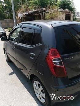 Hyundai in Al Mahatra - i10
