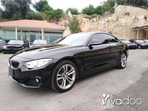 BMW in Tripoli - 428i