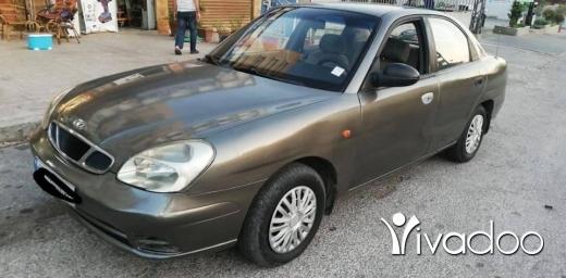 Daewoo in Tripoli - Daewoo nubira model 2000