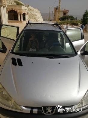 Peugeot in Baalback - pijo model 2005