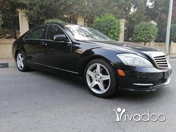 Mercedes-Benz in Tripoli - MERCEDES S 550 2010