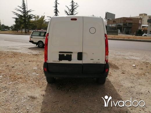 Renault in Ber Elias - رينو كانجو ٢٠١٠