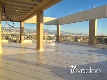 Apartments in Beirut City - Apartment in Furn el Chebbak 12th floor with a massive terrace