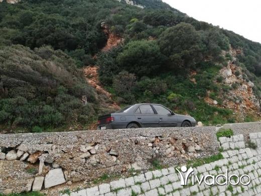 Peugeot in Tripoli - بيجو 405
